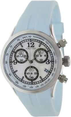 Nautica Women's Sport A17537L Resin Quartz Watch