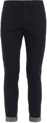 Dondup Chino-inspired Dark-wash Gaubert Jeans