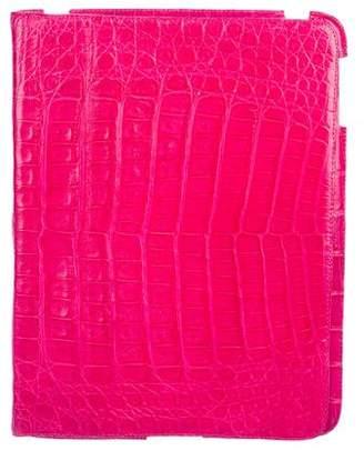 Nancy Gonzalez Crocodile iPad Case
