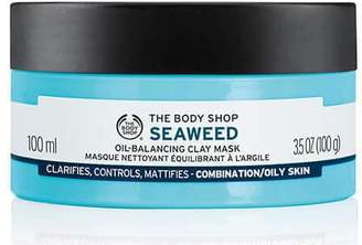 The Body Shop Seaweed Oil-Balancing Clay Face Mask