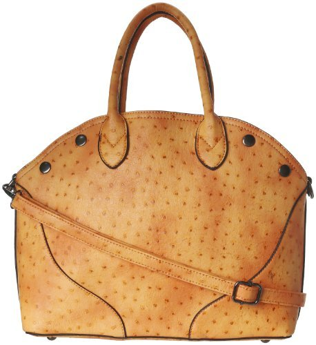 Sydney Love Ostrich Small Tote
