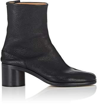 Maison Margiela Men's Tabi Leather Ankle Boots