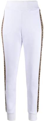 Fendi ff side-logo track-pants