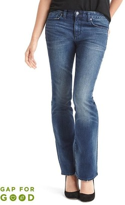 Washwell mid rise perfect boot jeans $69.95 thestylecure.com