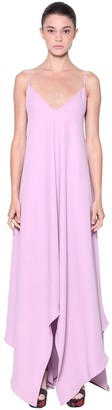 Valentino Couture Cady Long Dress