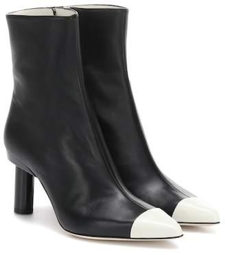 Tibi (ティビ) - Tibi Grant leather ankle boots