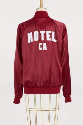 +Hotel by K-bros&Co Hotel 1171 Satin Hotel CA jacket