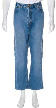Gaultier Jeans Relaxed Fight-Pocket Jeans