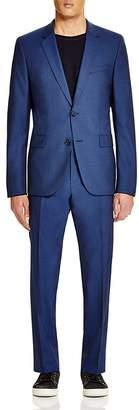 HUGO Solid Aeron/Hamen Extra Slim Fit Suit $795 thestylecure.com