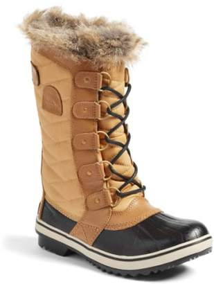Sorel 'Tofino II' Faux Fur Lined Waterproof Boot