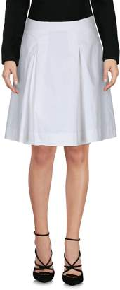 D-Exterior D.EXTERIOR Knee length skirts