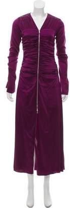 Sies Marjan Jade Silk Zip Dress w/ Tags
