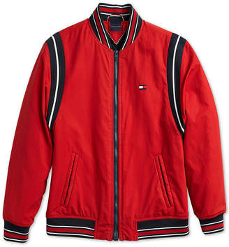 Tommy Hilfiger Women's Warren Bomber Jacket from The Adaptive Collection