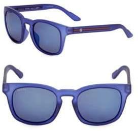 Gucci 52MM, Cat Eye Sunglasses