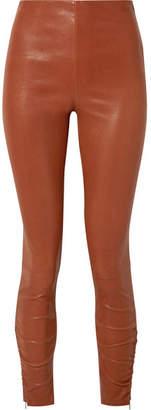 Jason Wu GREY Stretch-leather Skinny Pants