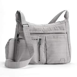 Lug Double Dutch Crossbody Bag