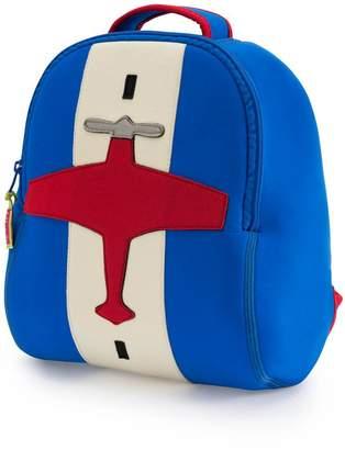 Dabbawalla Bags Preschool & Toddler Airplane Backpack