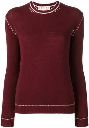 Marni knitted sweatshirt