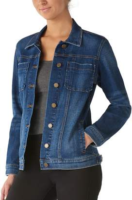 Rock & Republic Women's Faded Jean Jacket
