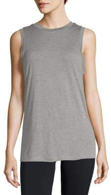 Heathered Muscle Tank Top