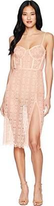 For Love & Lemons Women's Dakota Lace Mini Dress