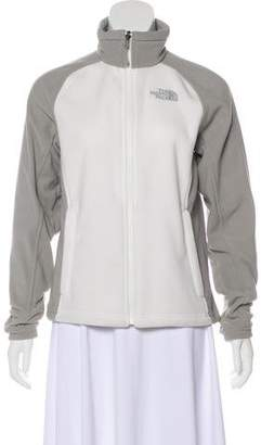 The North Face Fleece Stand Collar Sweatshirt