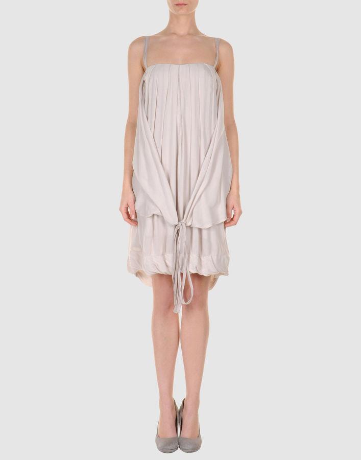 CENERE Short dresses