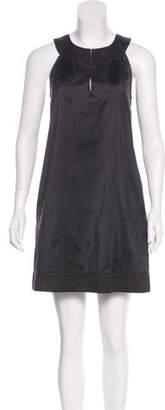 Calypso Silk Sleeveless Dress