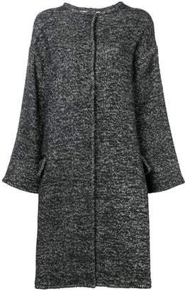 Ava Adore oversized midi coat