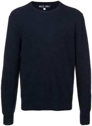 Alex Mill waffle knit jumper