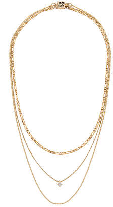 Child of Wild Gilded Layered Necklace