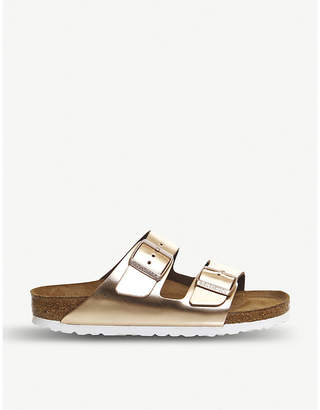 be8b4e766b71 Birkenstock Sandals Arizona Leather - ShopStyle UK