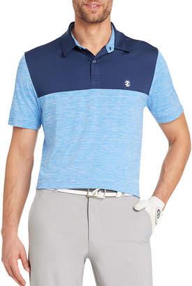 Izod Short Sleeve Knit Polo Shirt