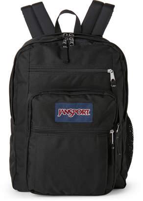 JanSport Black Big Student Backpack