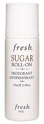 Fresh Sugar Roll-On Deodorant Antiperspirant, 75ml