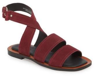 Topshop Fume Strappy Sandal (Women)