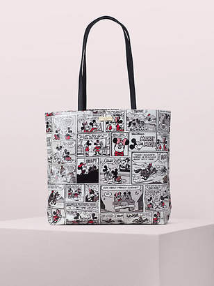 Kate Spade for minnie mouse comic tote