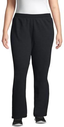 Just My Size Women's Plus Size Fleece Sweatpant Regular and Petite Sizes