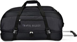 """Travel Select 30"""" Rolling Duffel Bag"""