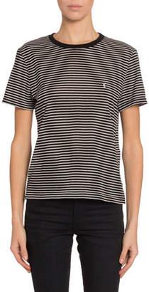 Saint Laurent Short-Sleeve T-Shirt