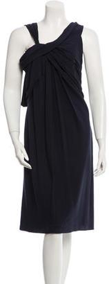 Vera Wang Silk Dress $120 thestylecure.com