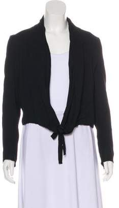 Alexander Wang Open Front Woven Jacket w/ Tags