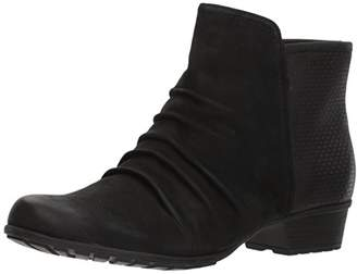 Cobb Hill Women's Gratasha Panel Ankle Boot
