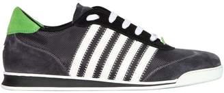 DSQUARED2 Nylon Low Runner Sneakers