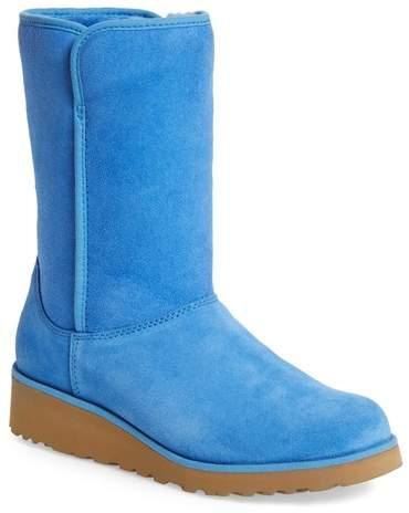UGGUGG Australia Amie Slim Water Resistant Genuine Shearling Short Boot