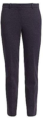 Theory Women's Flat Front Ankle Trousers
