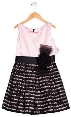 Zoe Girls' Sleeveless A-Line Dress w/ Tags