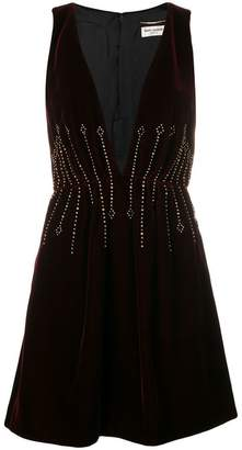 Saint Laurent sleeveless dress