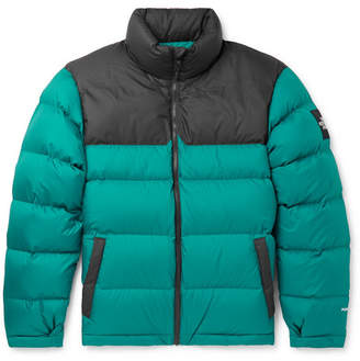 The North Face 1992 Nuptse Quilted Shell Down Jacket - Green