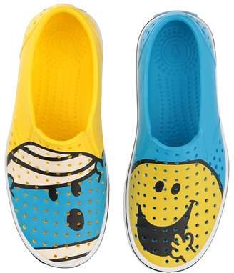 Native Miles Print Kids Shoes